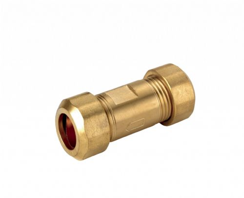 Deva NRV15 15mm Brass Non Return Valve (Single)